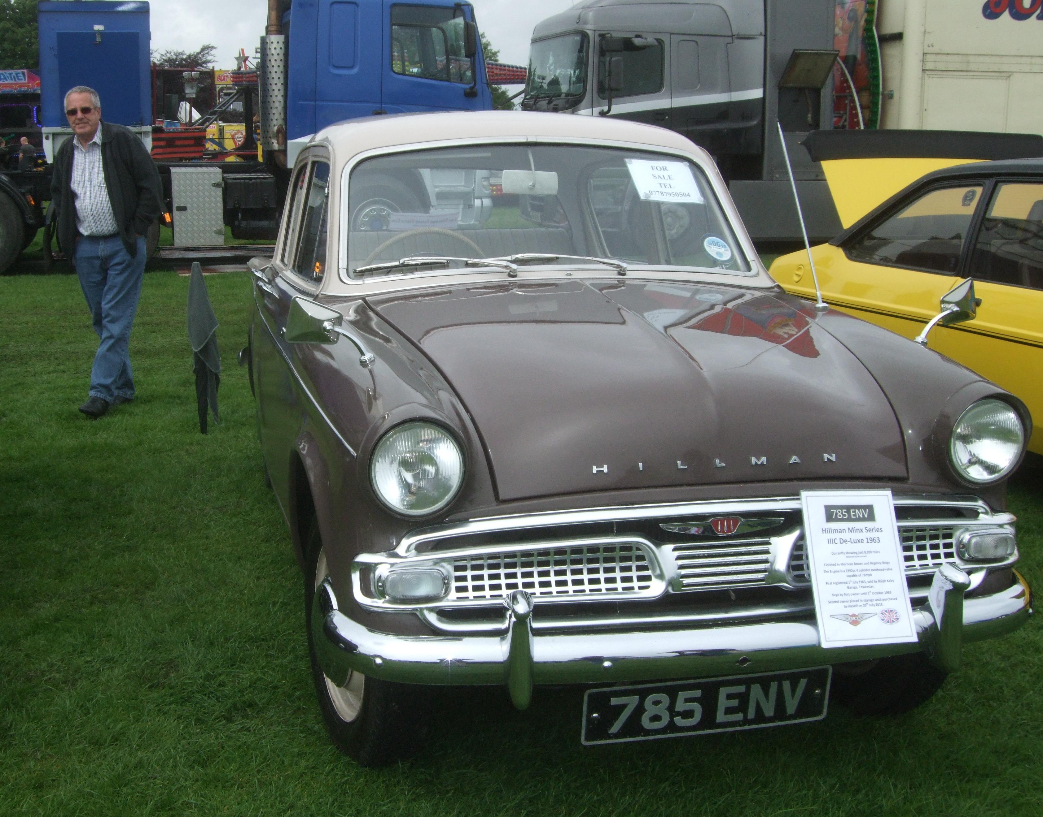 Classic Cars Keyworth Show